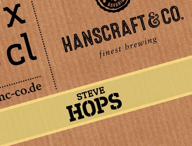 Hanscraft & Co. – Verpackung
