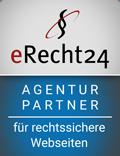 HELLO ist Agentur-Partner von eRecht24