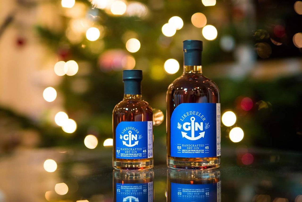 HELLO Crossmedia - Werbeagentur Aschaffenburg - Projekt Likedeeler Gin